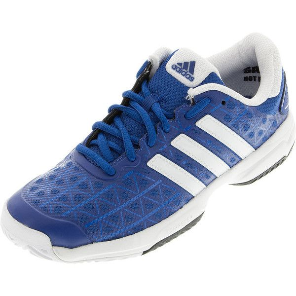 b9b02ceec The new adidas Juniors  Barricade Club Tennis Shoe is crafted with  technical