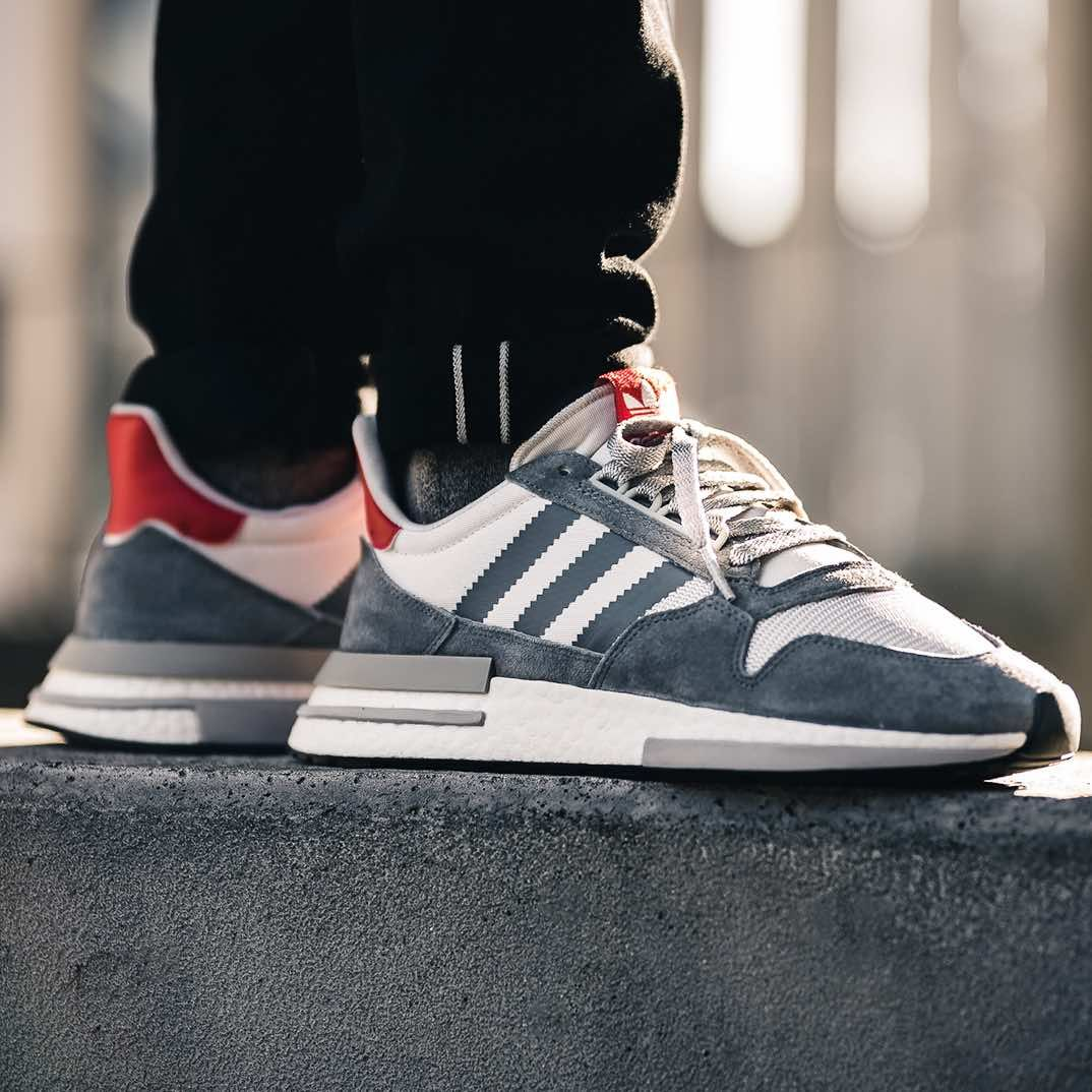 insidesneakers • Adidas ZX 500 RM Grey