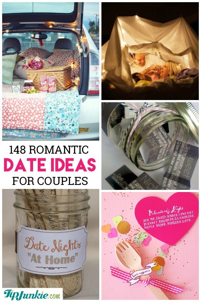 romantic ideas for dating couples