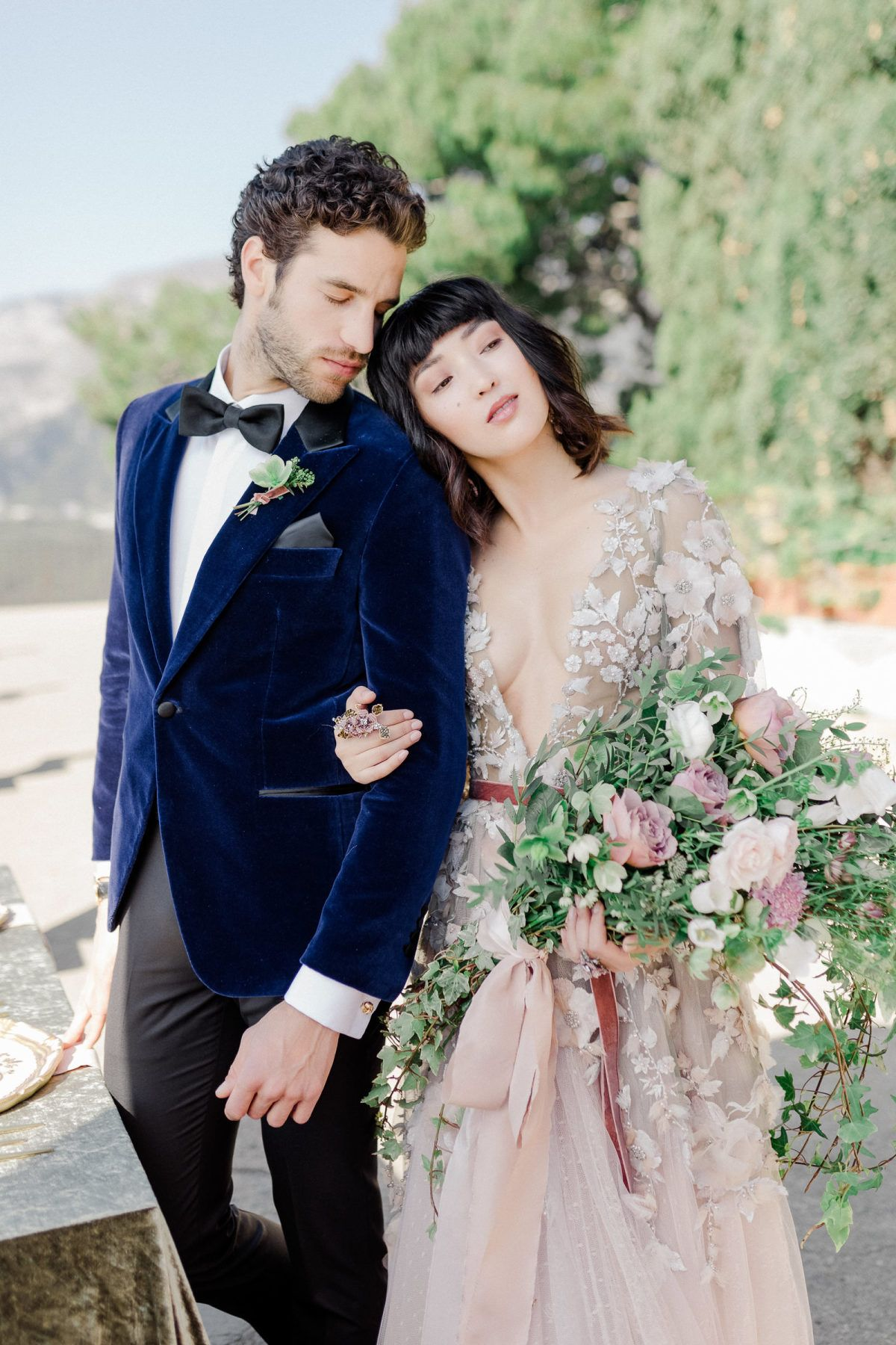An Intimate Three Day Wedding In Tuscany Italy Wedding Dress Tuscany Wedding Wedding Guest Dress [ 1279 x 854 Pixel ]
