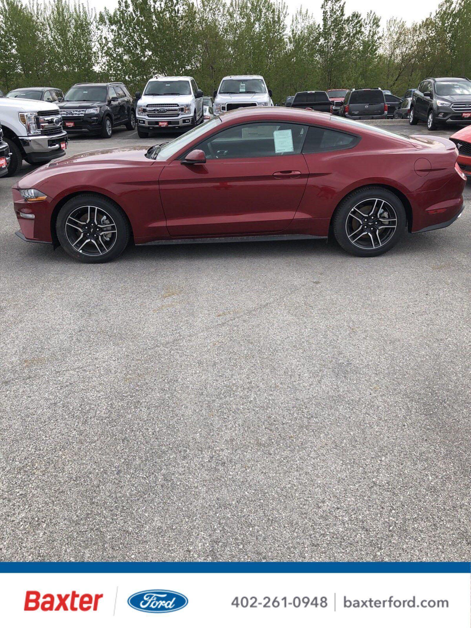 2021 Mustang Rocket Release