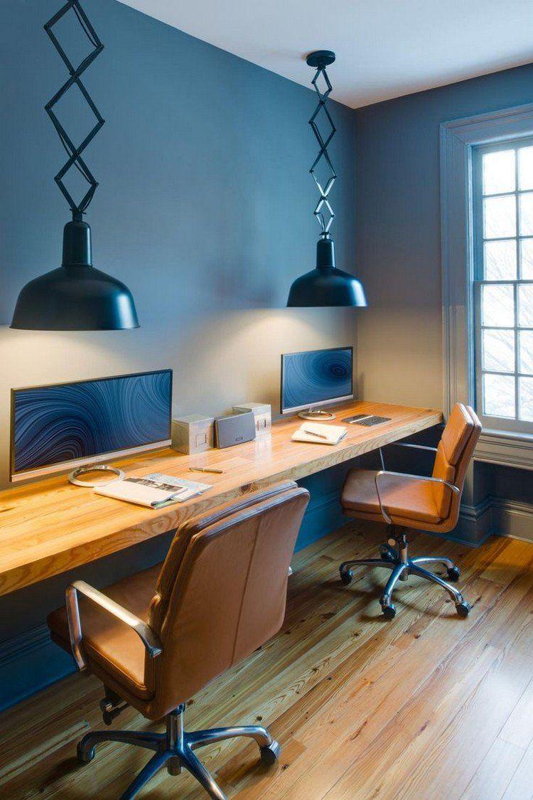 26 id es de bureaux suspendus le meuble tr s pratique pour les petits espaces pinterest. Black Bedroom Furniture Sets. Home Design Ideas