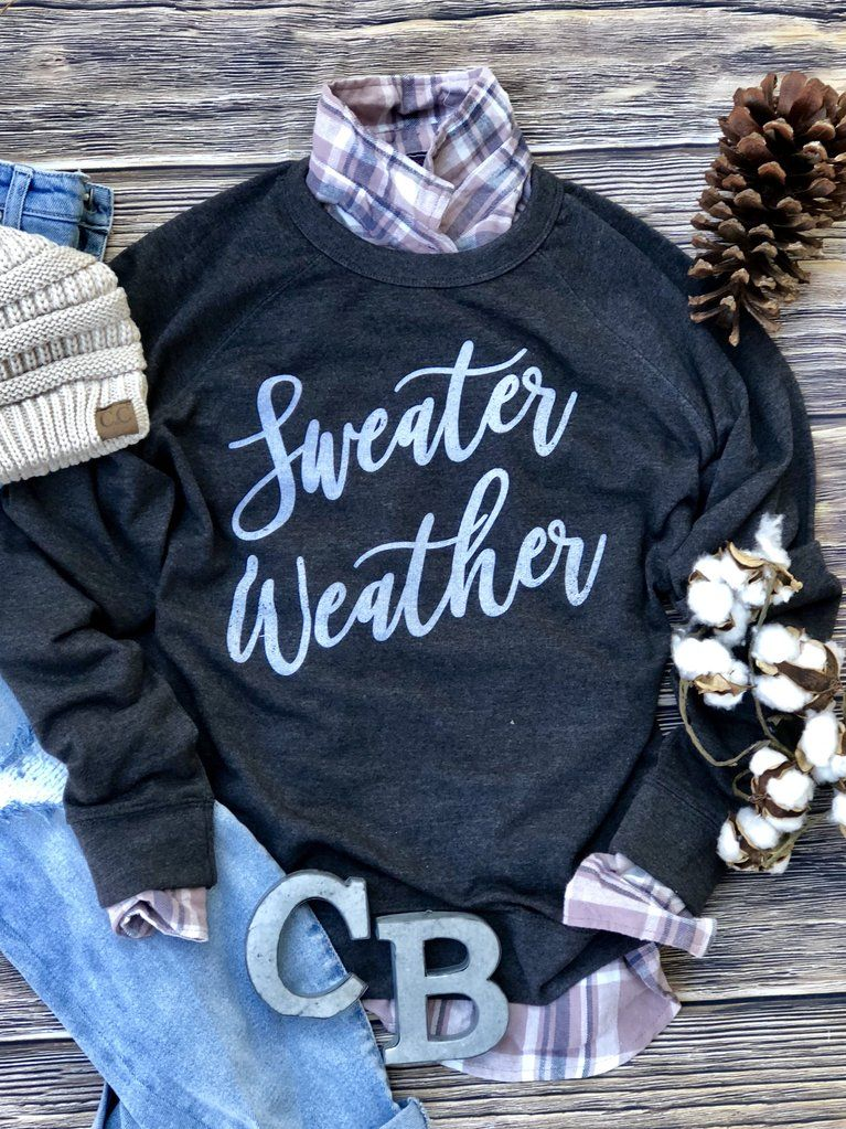 Sweater Weather in 2020 Sweater weather outfits, Sweater