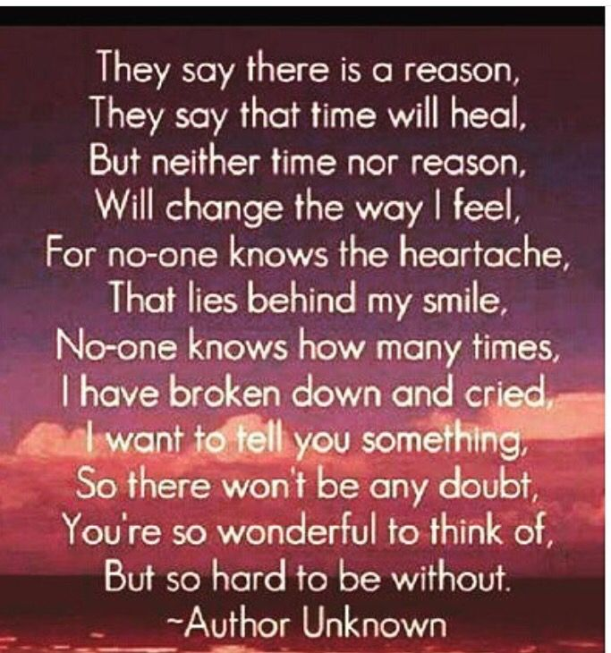 They say there\'s a reason... | Sadness | Pinterest | Sadness