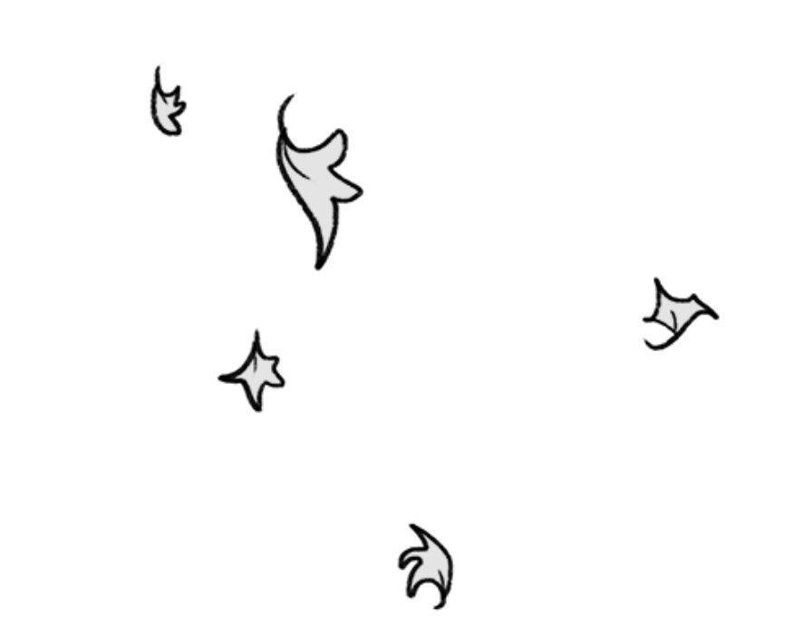 Alice Oseman S Leafy Transitions In Heartstopper Illustration Art Ink Art