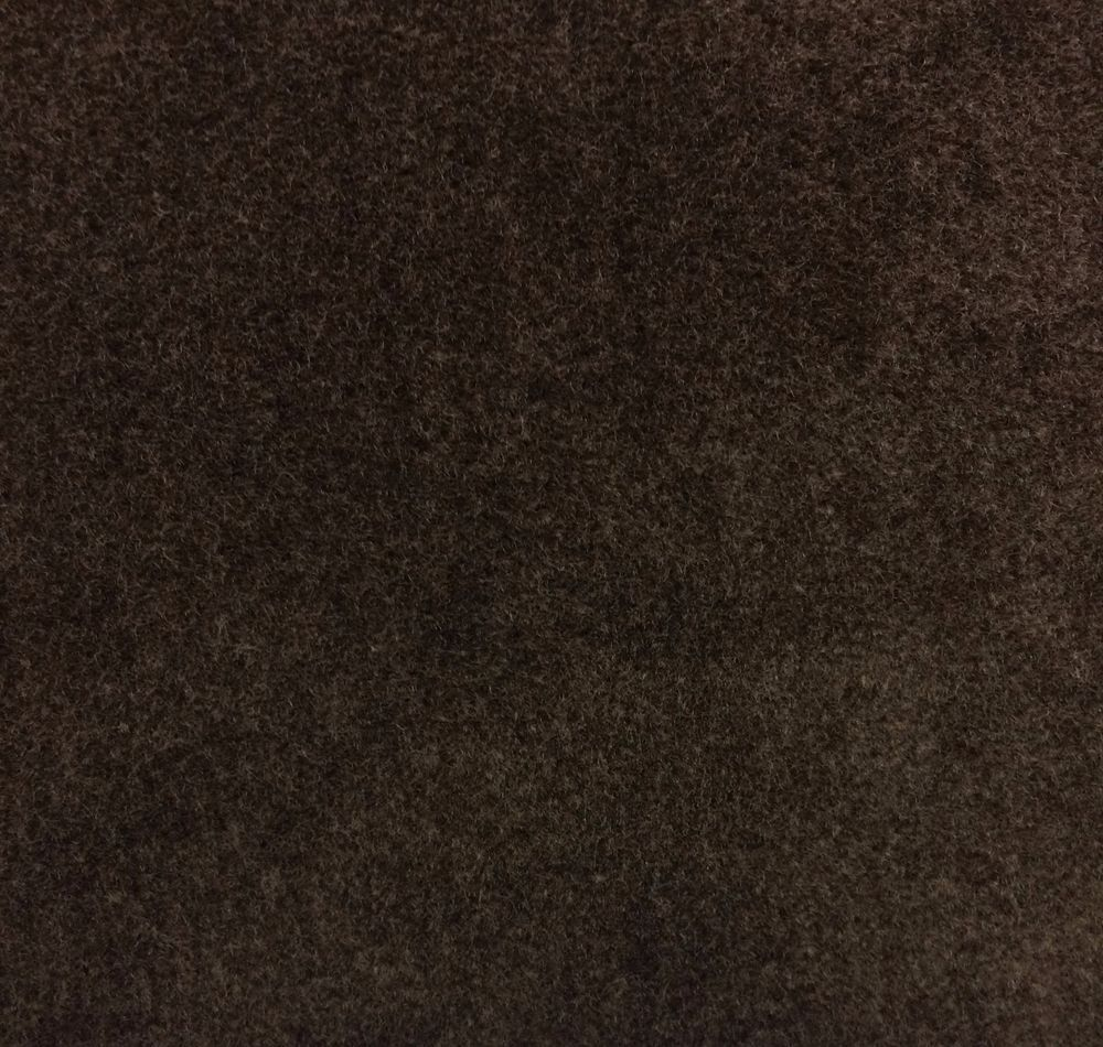 Kravet Couture Mohair Chocolate Brown Wool Velvet Fabric By The Yard