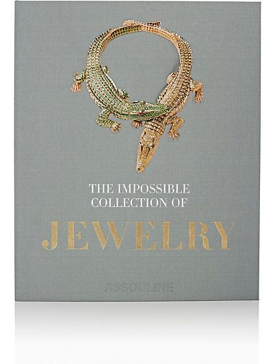 Assouline The Impossible Collection Of Jewelry Books 502725542 Assouline Jewelry Jewelry Sales