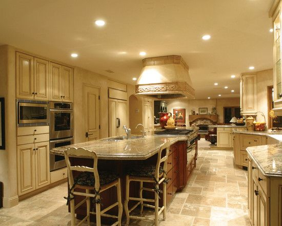 Mediterranean Kitchen Photos Design, Pictures, Remodel, Decor And Ideas    Page 15