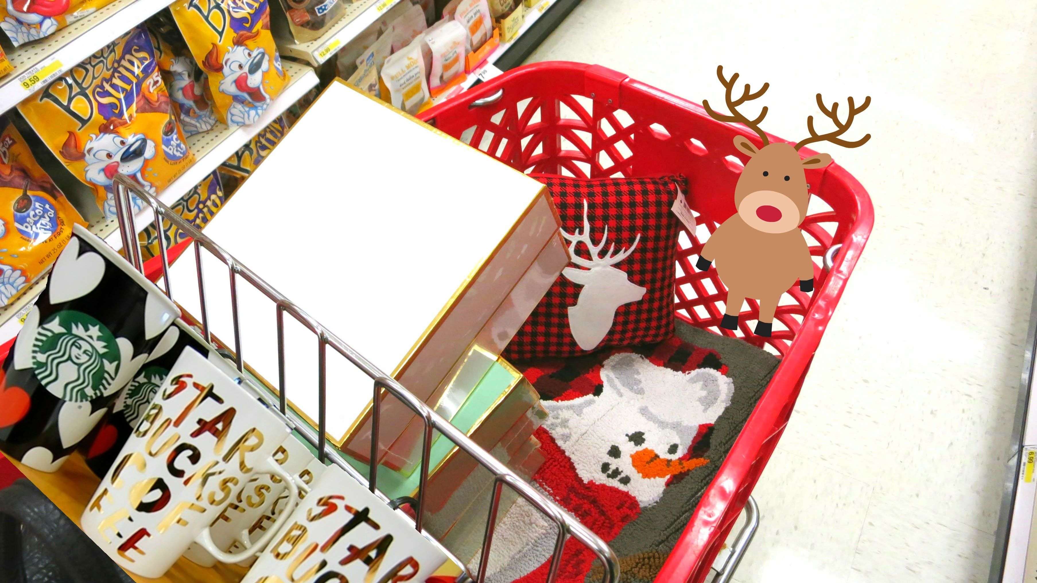 Shopping For Christmas Decorations At Target - Target Christmas ...