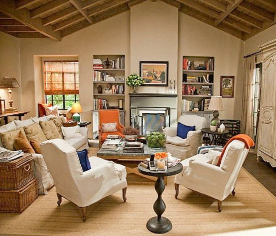 It S Complicated Movie House Design Belgian Inspired Decor In