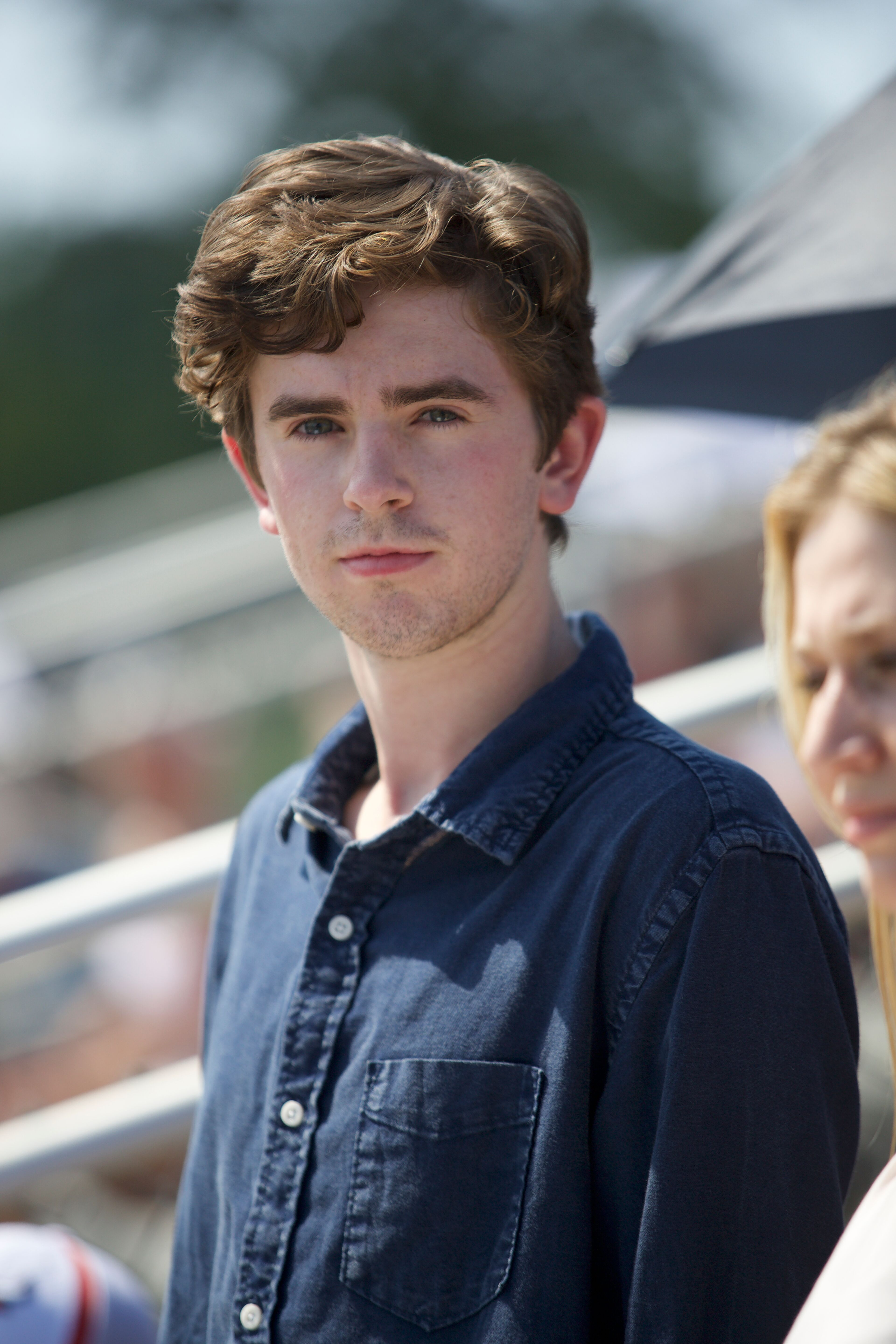 Almost Friends 2017 Photo Freddie Highmore Highmore Good Doctor Series