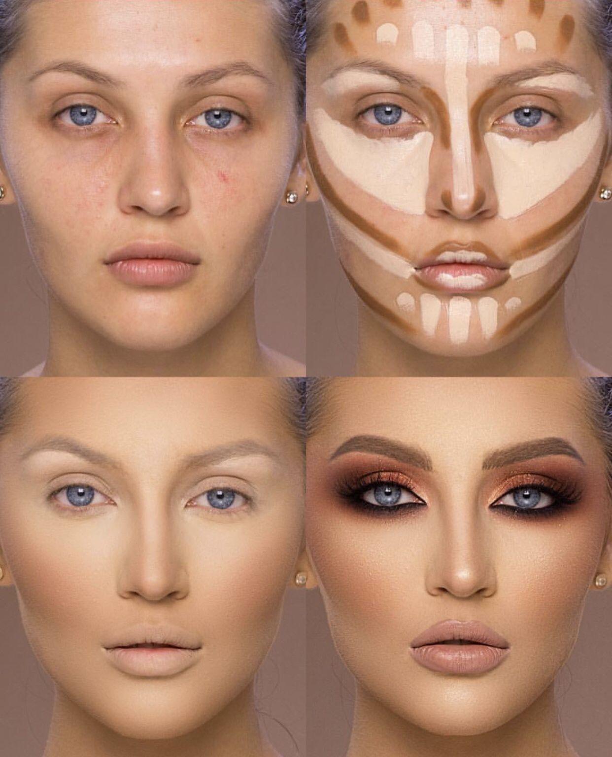 Waru Makeup Spray Contour Makeup Makeup Course