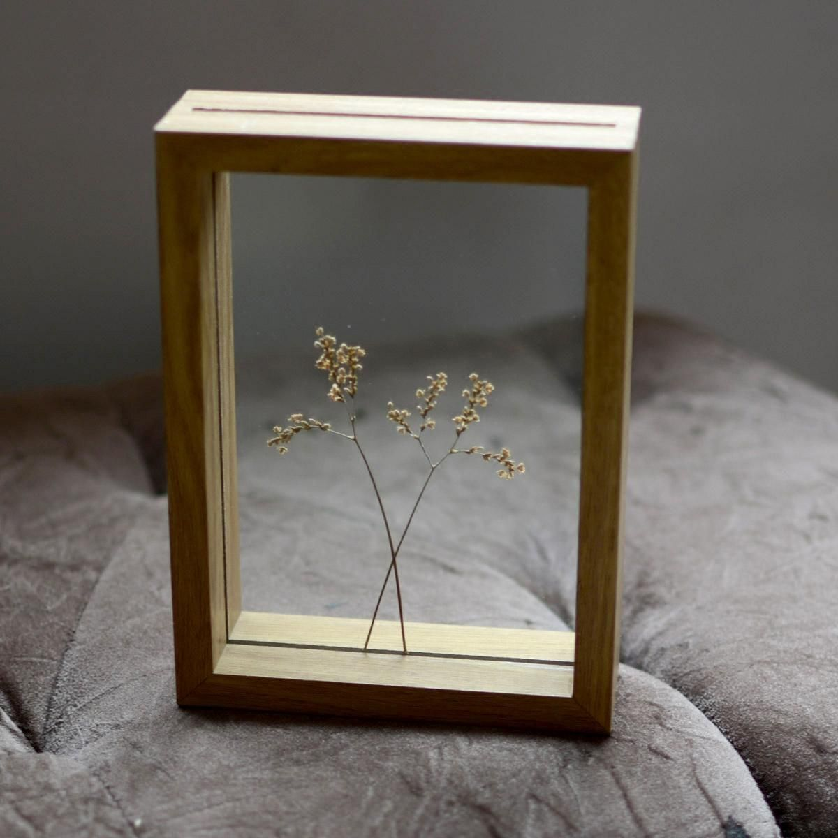image result for double sided glass picture frames - Double Sided Frames