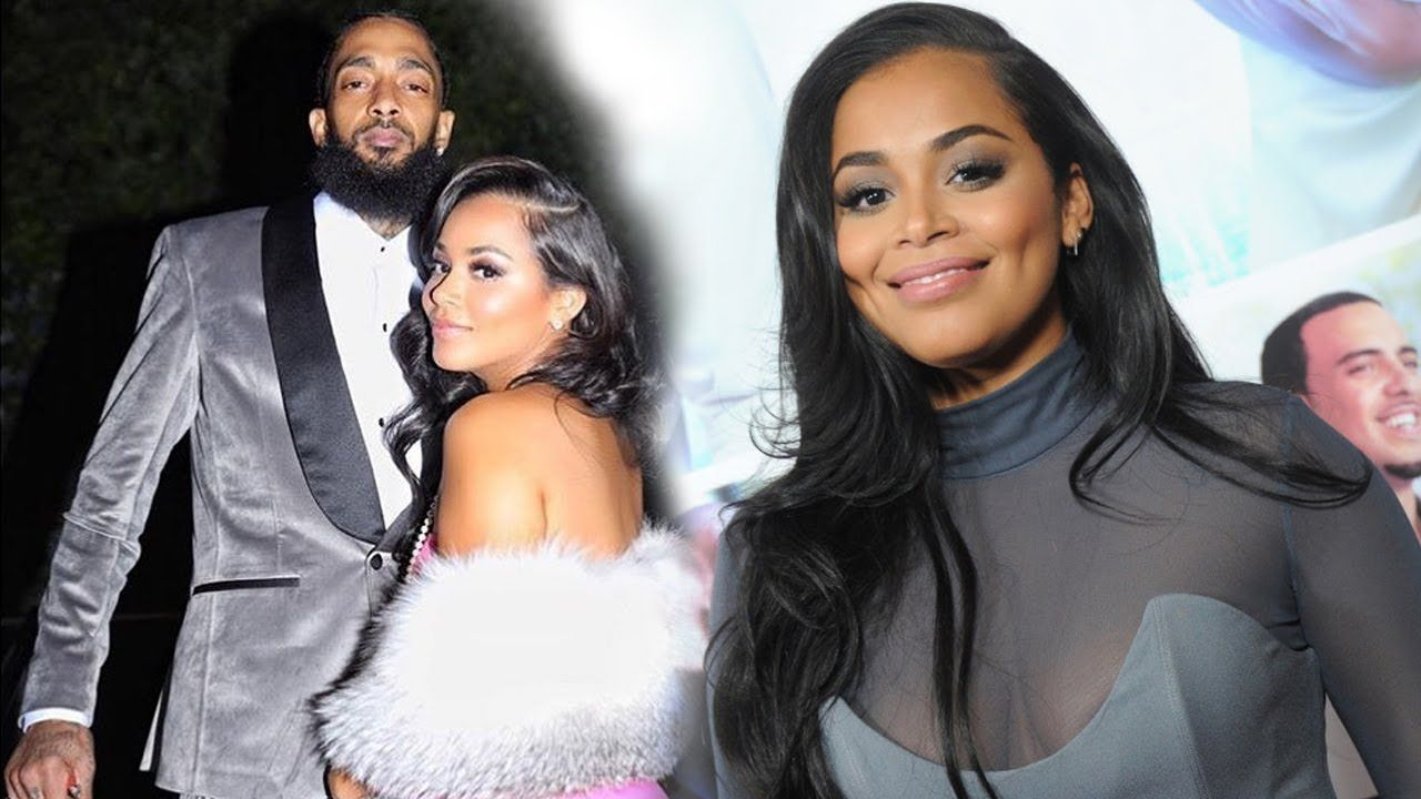 Nipsey Hussle Wife And Girlfriend Lauren London Beautiful Moments 2019 Lauren London Wife And Girlfriend Hollywood Celebrities