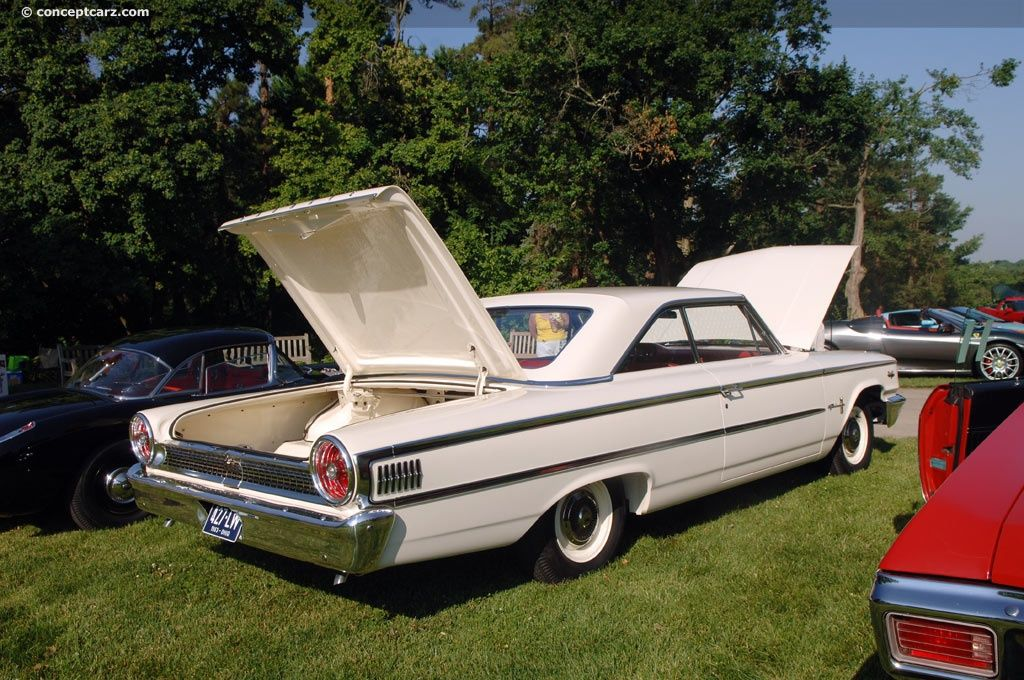 1963 Ford Galaxie Image | old cars | Pinterest | Ford galaxie, Ford ...