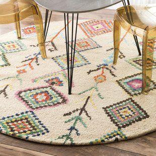Round Rugs Joss Main Sommerset Design In 2018 Pinterest