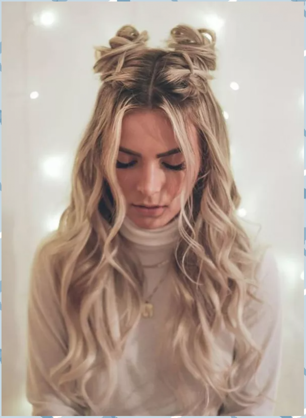 Os 10 Penteados De Primavera Mais Bombados Do Pinterest In 2020 Hair Styles Long Hair Styles Cute Hairstyles For Teens