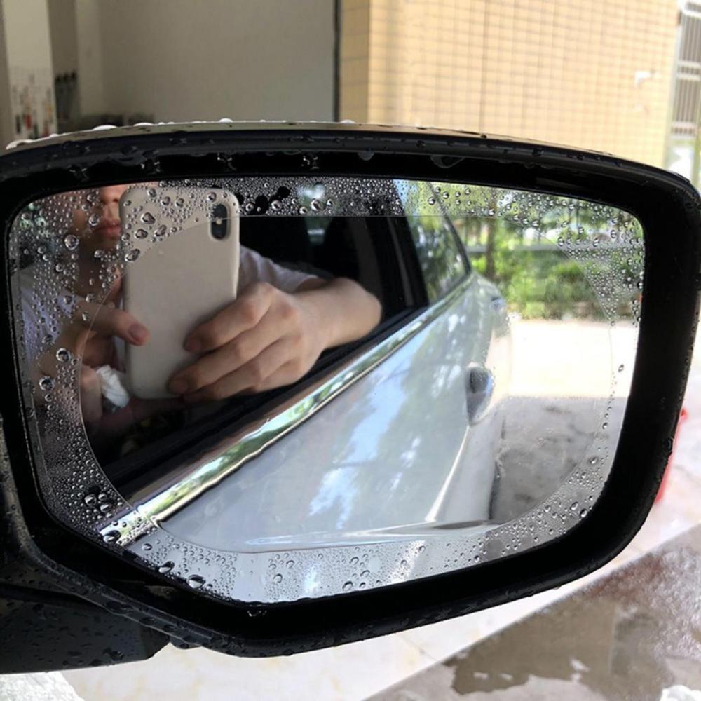 Magic Mirror Anti Fog Shield Magic Mirror Rear View Mirror Cleaning Clothes