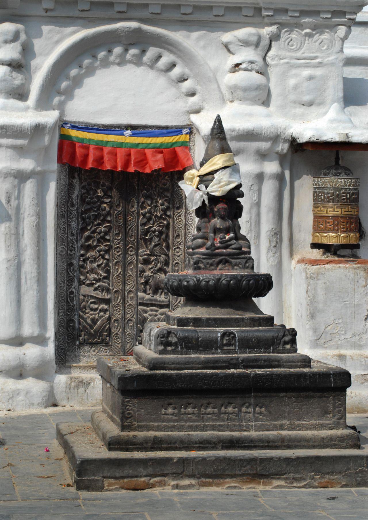 "arcastronaut: "" Boudhanath Stupa, Boudha, Nepal, 2010. """
