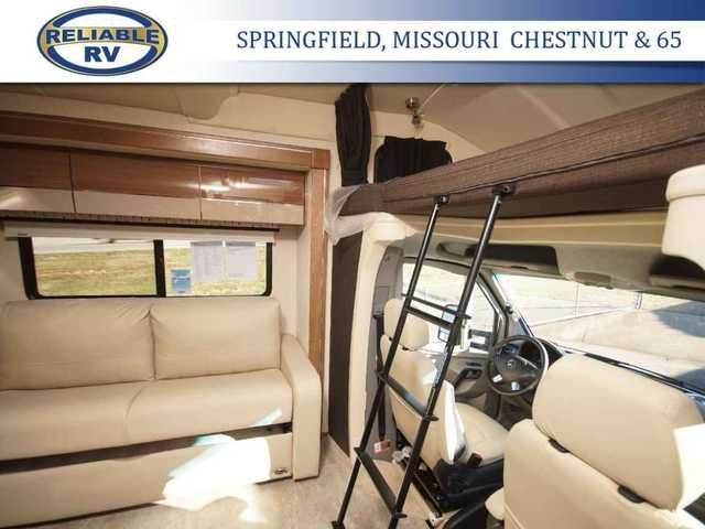 2016 New Winnebago Itasca Navion 24m Class C In Missouri Mo