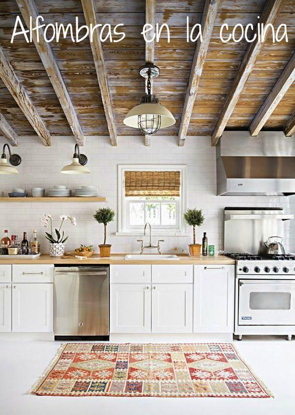 Alfombras para la cocina | Cocinas/kitchens | Pinterest | Cocinas ...