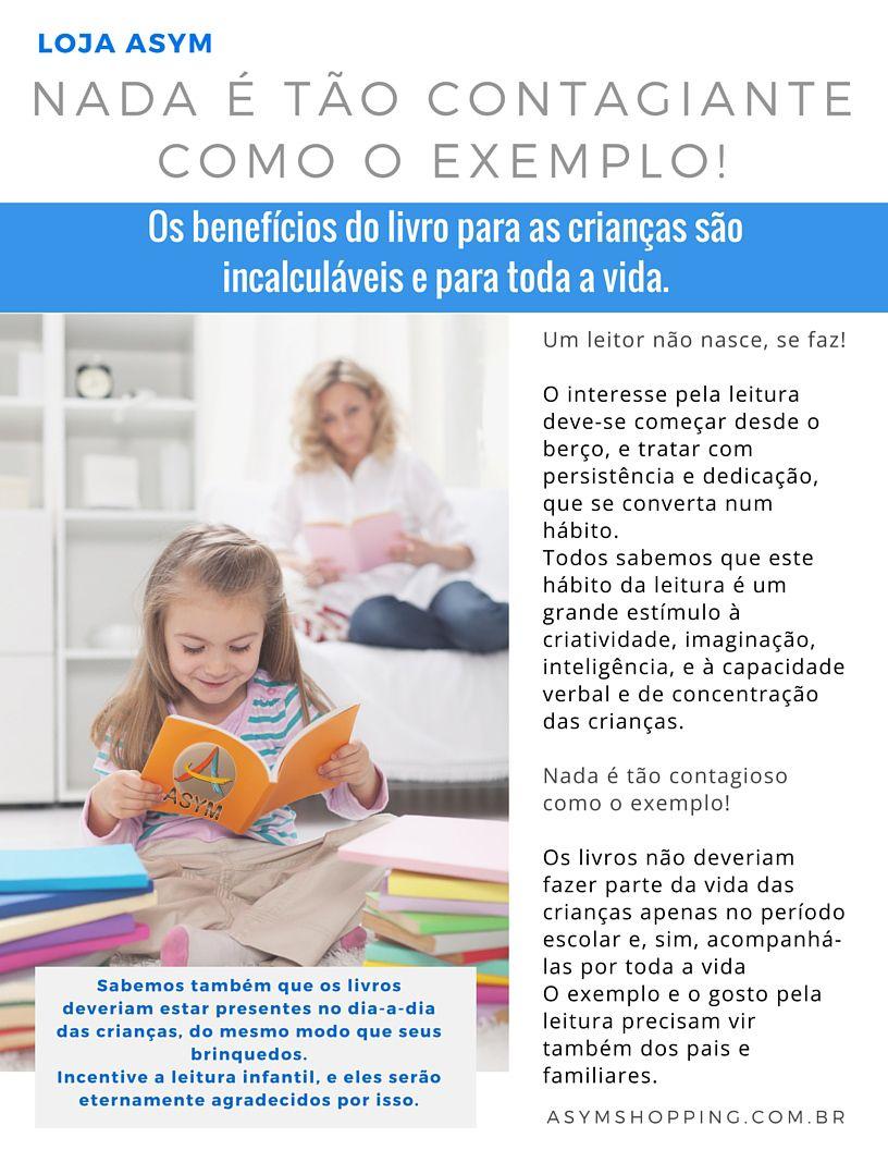 Incentivo a Leitura Infantil