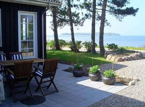 Immobilien mit Meerblick Ferienhaus in Dänemark