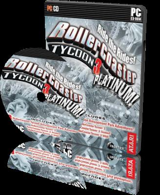 Roller Coaster Tycoon 3 Platinum - Carles Neo ~ TJC Downloads