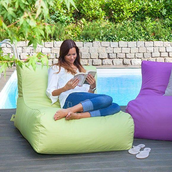Outbag New Lounge Entspannung Pur Fur Draussen Sitzsack Sitzen
