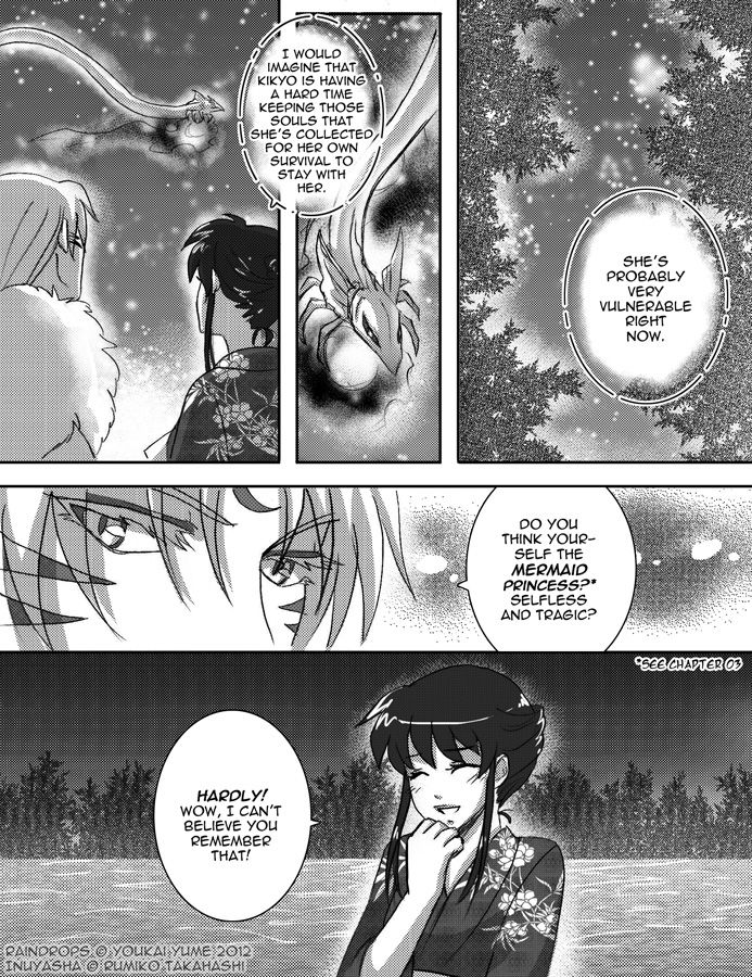 Raindrops 07 - Page 18 by YoukaiYume* | Sesshomaru and
