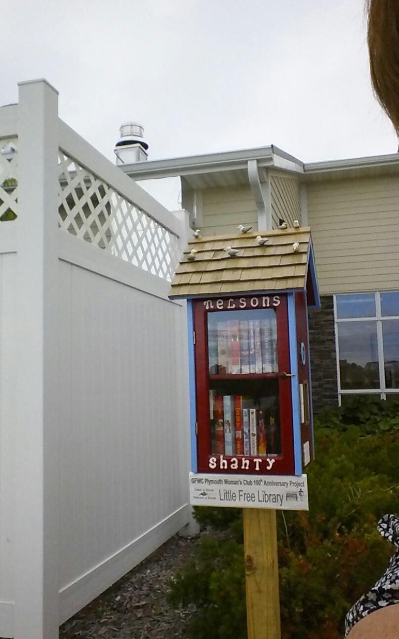 Little Free Library: Sheboygan, WI