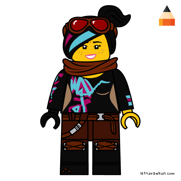 The Lego Movie 2 Lucy Lego Movie Characters Lego Movie Simpsons Drawings