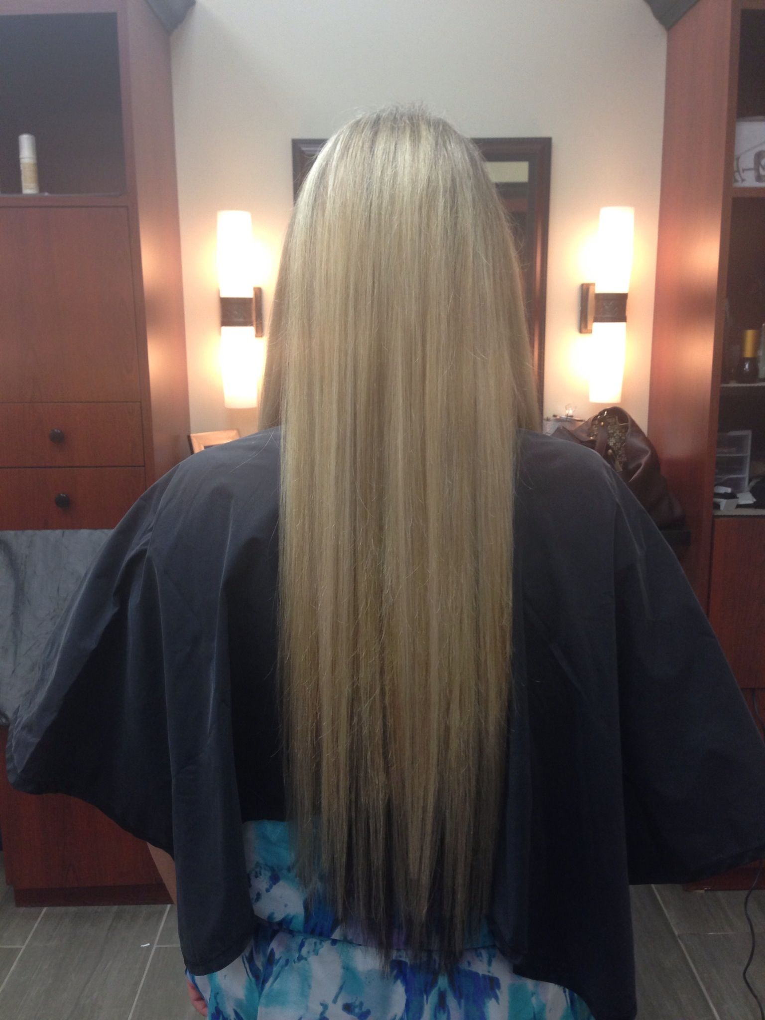 22 inch hair extensions!! Straight hairstyles, Hair