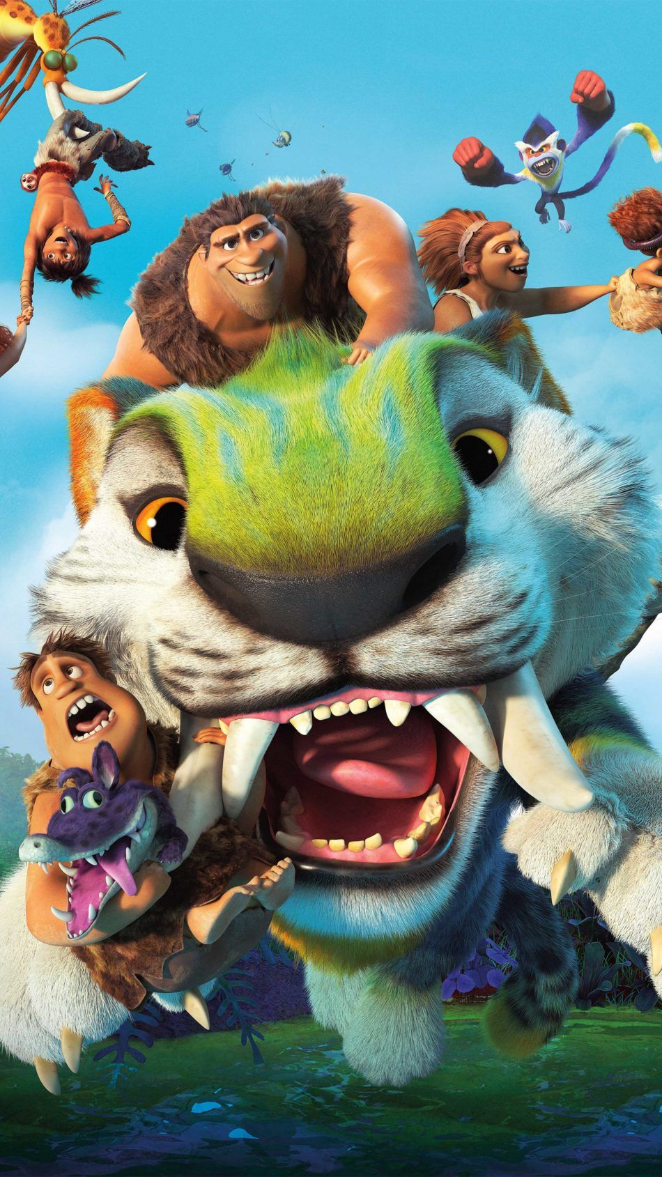 The Croods A New Age 2020 Poster 4k Ultra Hd Mobile Wallpaper Cartoon Wallpaper Hd Cartoon Wallpaper Cute Cartoon Pictures Animated cartoon wallpaper android