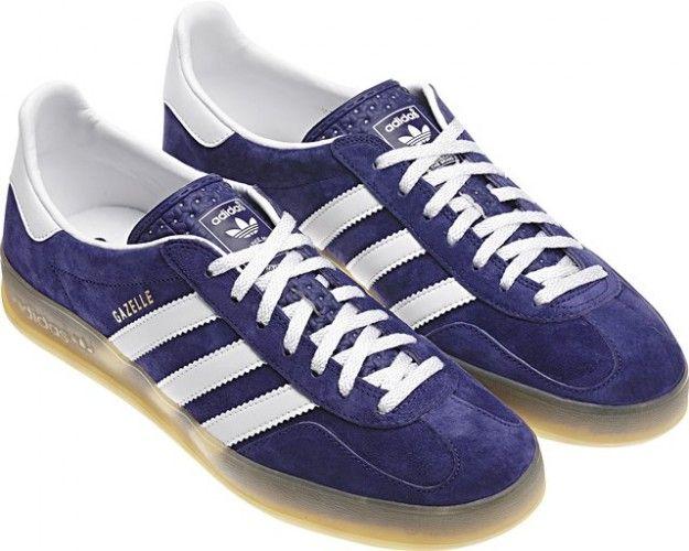 Ministro Posesión Clancy  Adidas Gazelle Indoor Purple | Adidas sneakers, Adidas samba sneakers, Adidas  gazelle