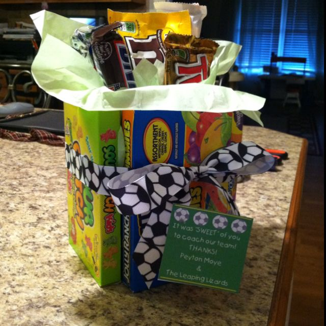Pin By Kim Moye On For The Kiddos Soccer Coach Gifts Volunteer Gifts Soccer Gifts