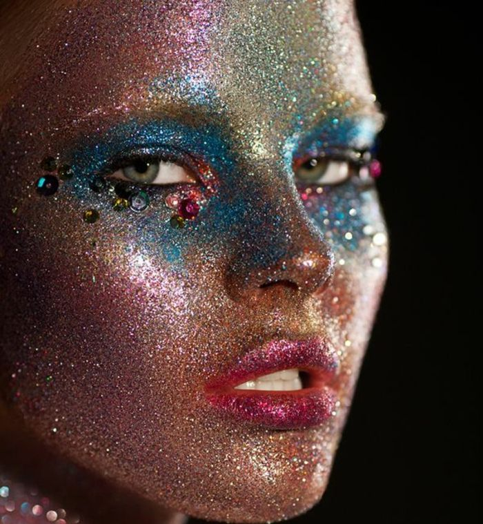 comment avoir le meilleur maquillage artistique