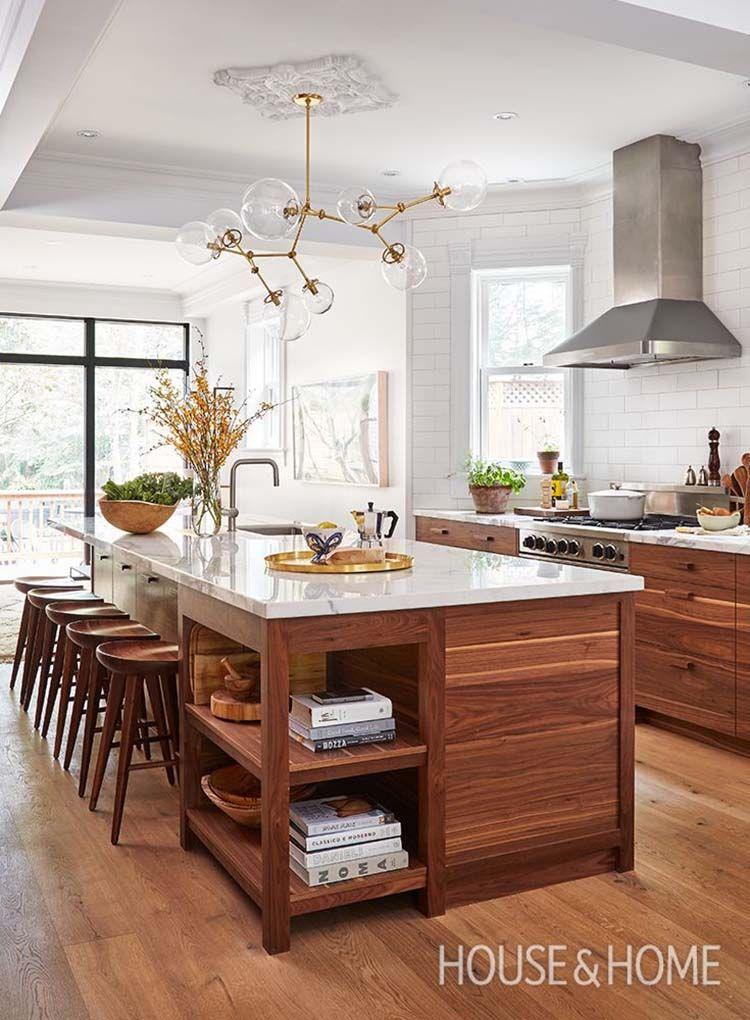 30 Brilliant kitchen island ideas that make