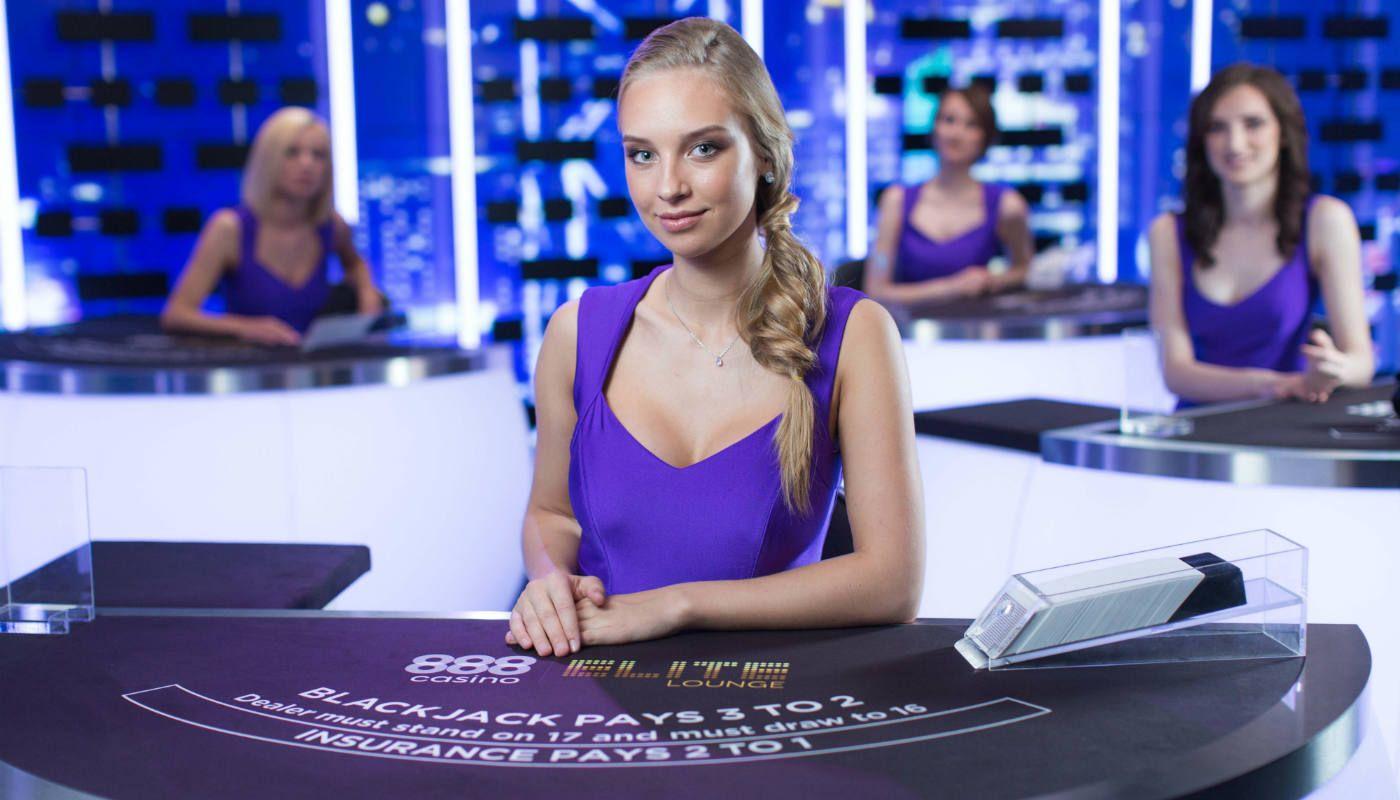 Play Big And Win Big In The Elite Live Lounge At 888 Casino Casino Casino Games Elite