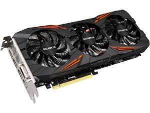 GIGABYTE GeForce GTX 1070 DirectX 12 GV-N1070G1 GAMING-8GD