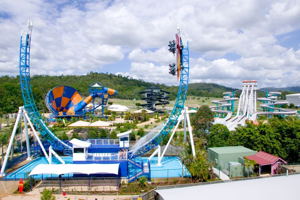 parc attraction queensland