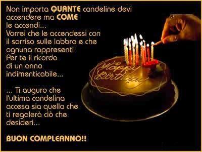 Frasi Di Buon Compleanno Dolci Auguri Di Compleanno Speciali