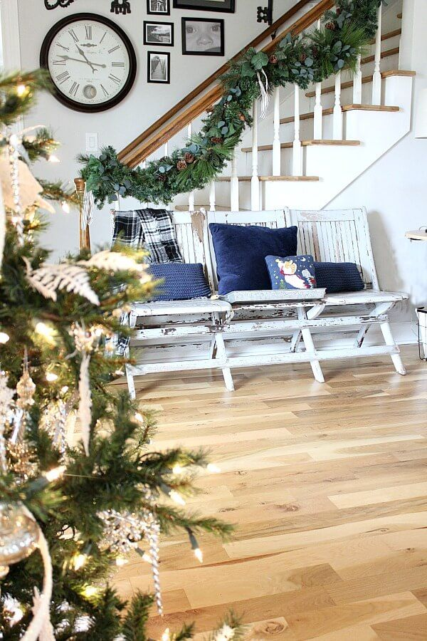 Home for the Holidays - My Cozy Christmas Family Room   Noting Grace