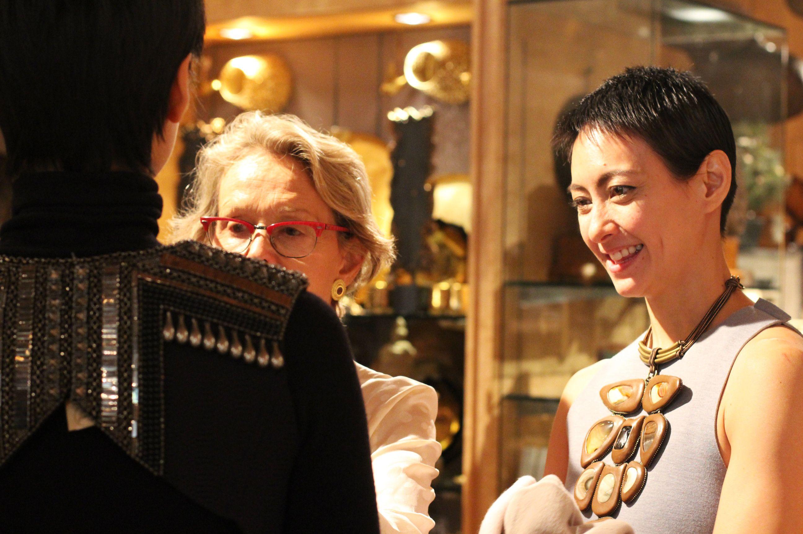 #beavaldes #jewelry #accessories #designer #filipina #filipinodesign #Philippines #AsiaSociety #AsiaStore #NYCEvent