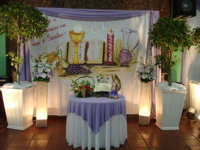 First Holy Communion Decoration Ideas For Girls Books