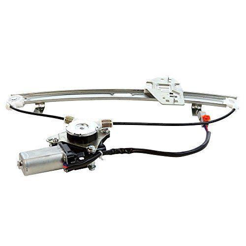 MILLION PARTS Rear Left Side Power Window Regulator With