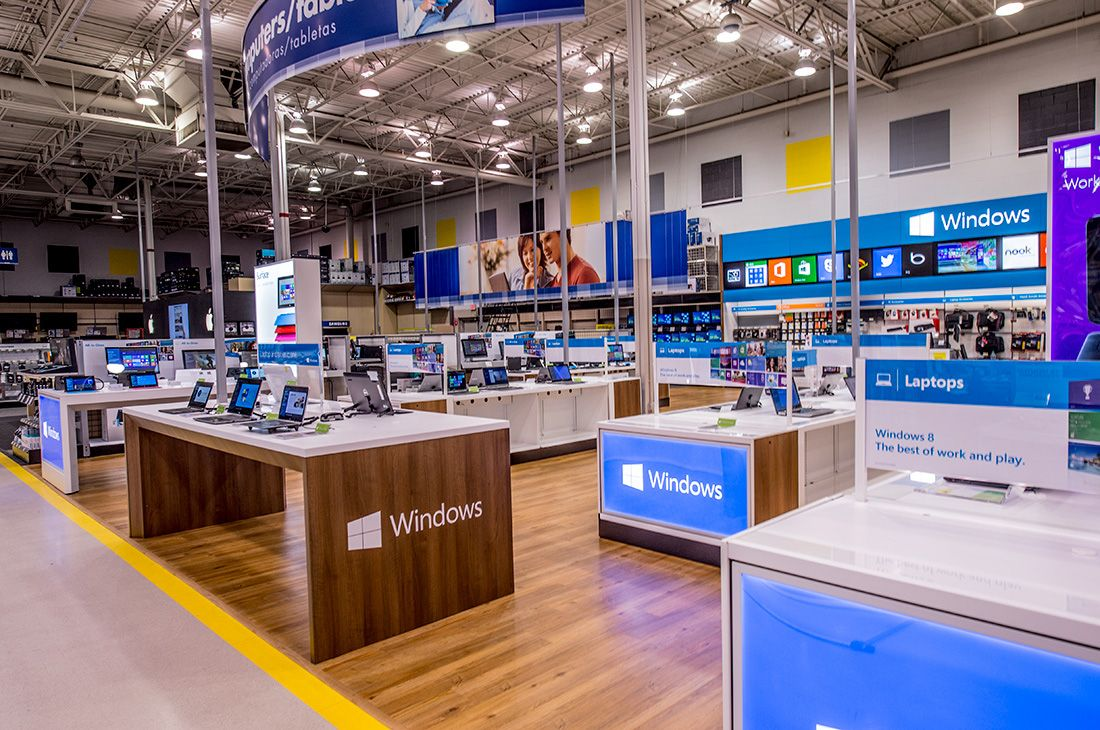 Microsoft windows best buy store within a store retail design microsoft windows best buy store within a store retail design merchandising fandeluxe Gallery
