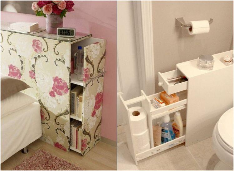 idee-kleine-wohnung-platzsparende-moebel-schlafzimmer-badezimmer