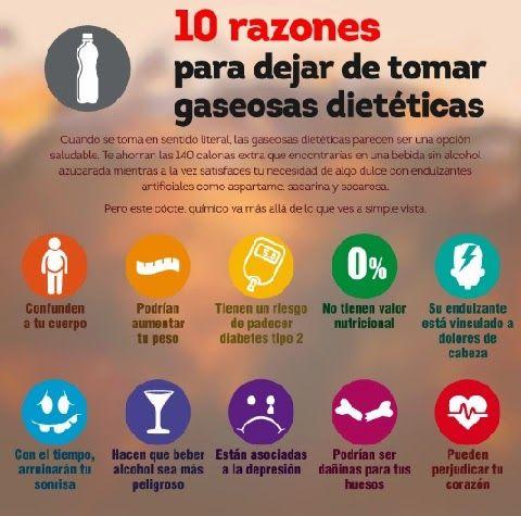dieta bebidas gaseosas y diabetes
