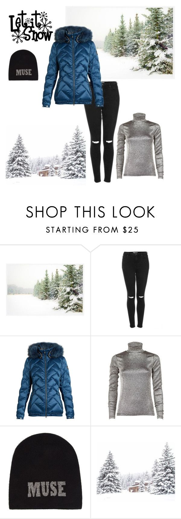"""""""Winter Time"""" by fattal ❤ liked on Polyvore featuring Pottery Barn, Topshop, Toni Sailer, Dries Van Noten and Warm-Me"""